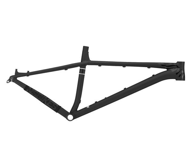 "NS Bikes Eccentric Alu 27.5"" EVO Frame flat black"